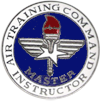 Air Training Command Master Instructor (post-1967)