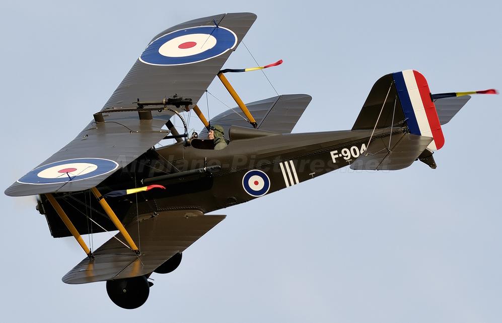 S.E.5a British Fighter