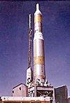 SM-68/HGM-25  Titan I  Missile