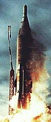 SM-65 Atlas Missile