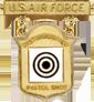 USAF Distinguished Pistol (Gold)
