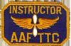AAFTTC Instructor