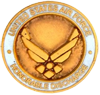 US Air Force Honorable Discharge (Old Style)