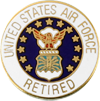 Air Force Retired 3