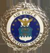 Air Force Senior Recruiting Badge