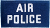 Air Police Arm Brassard