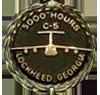 C-5 Galaxy 5000 Hour