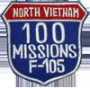 F-105 100 Missions