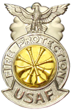 Air Force Fire Protection (Deputy Chief)