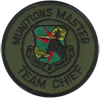 Munitions Master Team Chief
