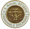 US Naval Reserve Honorable Discharge